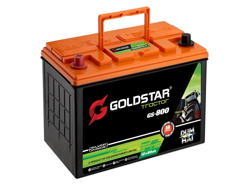 Tractor Battery – GOLDSTAR POWER LIMITED